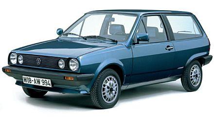 VW Polo II