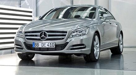 Mercedes CLS (C 218) 2010