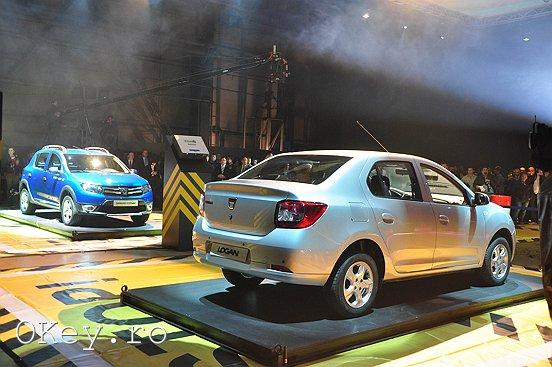 Dacia Logan 2 și Stepway 2