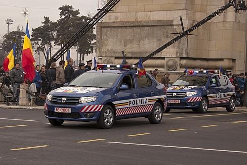 Dacia Logan 2 - 1 decembrie