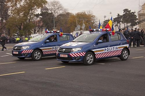 Dacia Sandero 2 - 1 decembrie