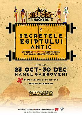 History Hackers_Egiptul Antic