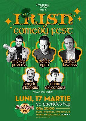 Irish Comedy Fest