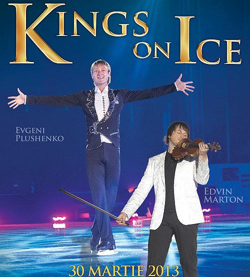 Kings On Ice 2013