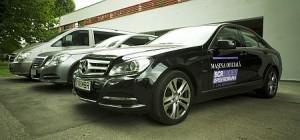 Mercedes- Benz  BCR Open Romania 3