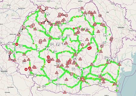 informatii starea drumurilor