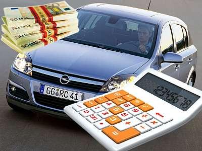 taxa auto 2012 calculator